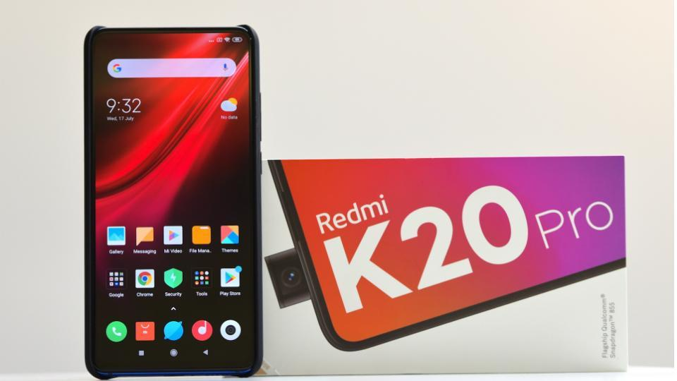 Xiaomi Redmi K20 Pro launched in India.