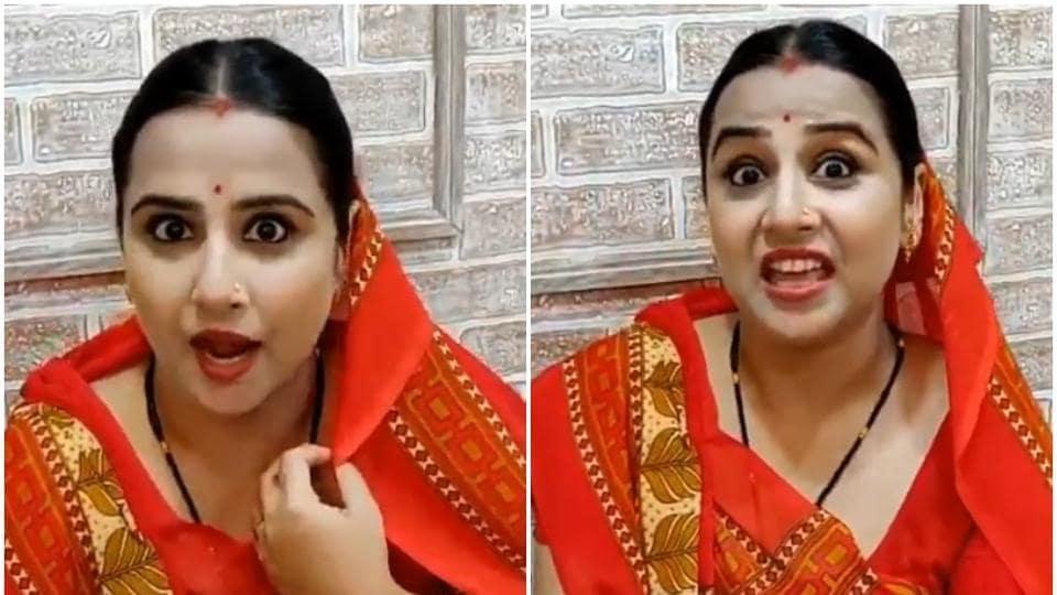 Vidya Balan will be seen in Mission Mangal next.
