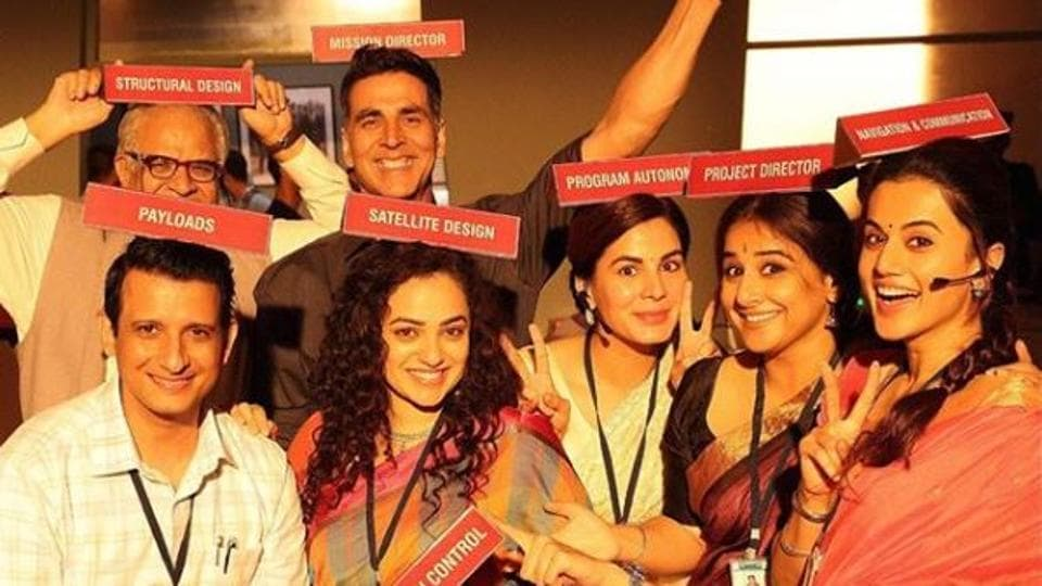 'Mission Mangal' trailer is a riveting mix of patriotism and women empowerment