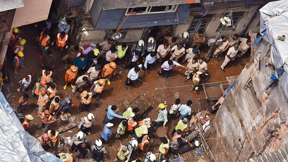 Mumbai building collapse: Death toll in Tuesday's Kesarbai building collapse rose to 13.