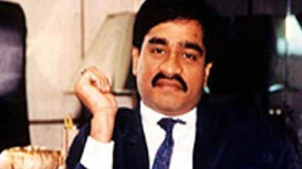 Underworld don Dawood Ibrahim. (HT File Photo)