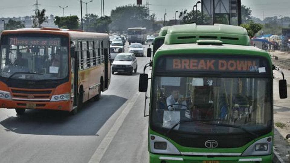 Delhi transport staff seen in video dancing with girl in bus, face action