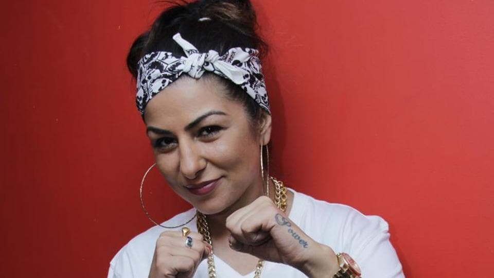 Hard Kaur,Rapper Hard Kaur,SFJ