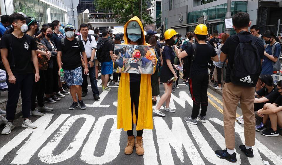 Technology had been enabling protestors — to organise and express solidarity. But in Hong Kong last month, protestors used separate burner phone numbers to communicate with each other, there were advisories to wear masks and large goggles to confound facial recognition tech, and people even bought one-way metro tickets with cash instead of using cards that were linked to their identities