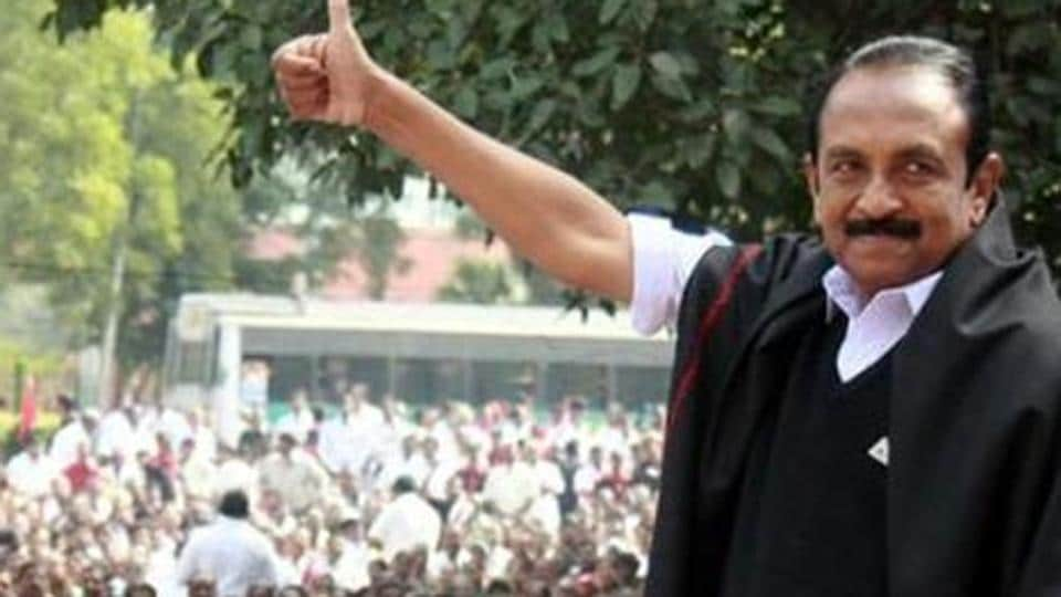 Madras High Court suspends Vaiko's one-year jail term in sedition case