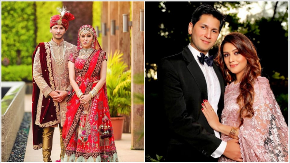 Aarti Chabria tied the knot with chartered accountant Visharad Beedassy.