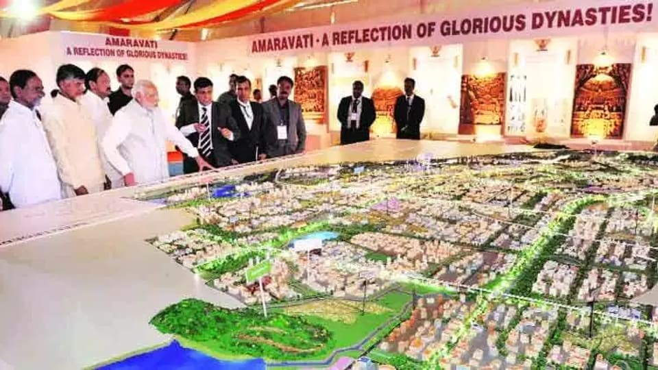 World Bank drops Amaravati Sustainable Capital City from its project list
