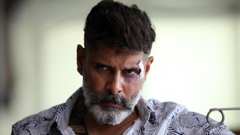 Kadaram Kondon stars Vikram as its main lead.