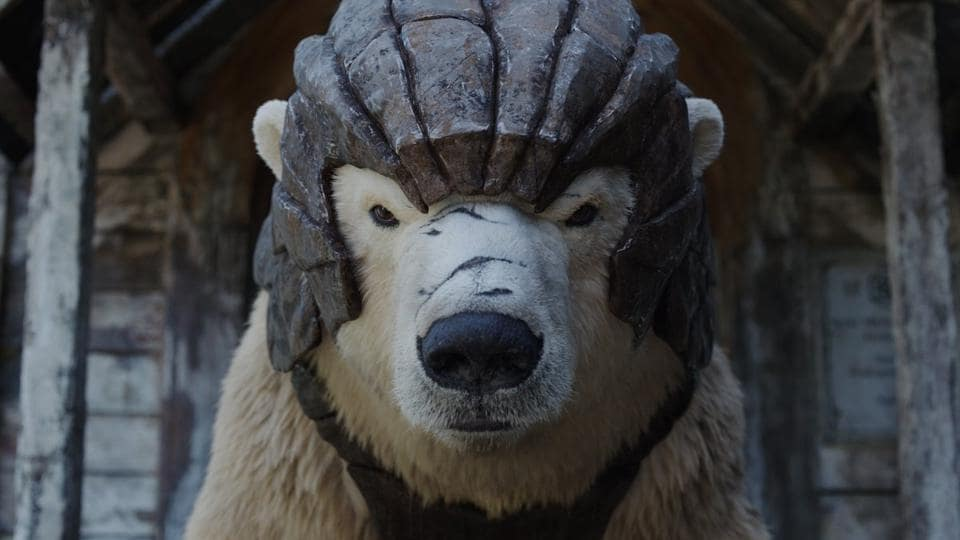 The second trailer for His Dark Materials was released at the San Diego Comic-Con on Thursday.
