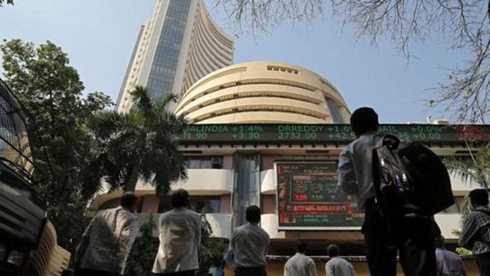 NTPC, PowerGrid, TCS and ONGC were the only gainers in the Sensex pack, spurting up to 2.32 per cent.