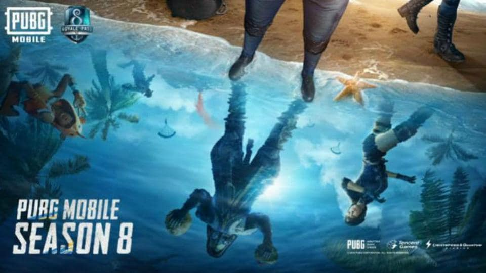 Pubg Mobile Season 8 Shark Themed Gun To Tier Transfer Here S