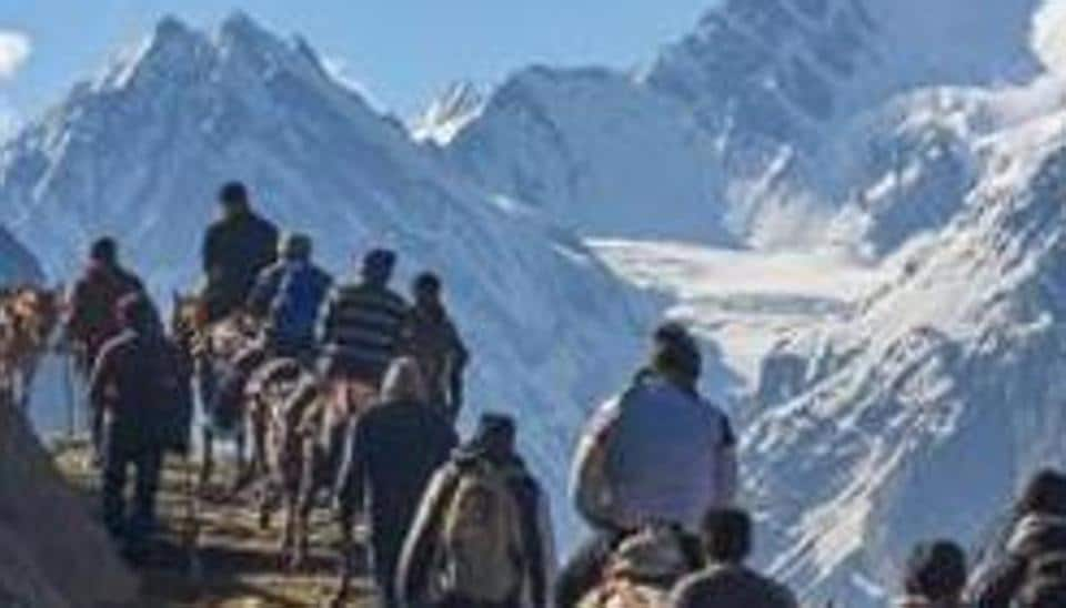 On July 1, the state traffic department announced restrictions on the NH between Nashri and Qazigund in Ramban district for five hours daily.