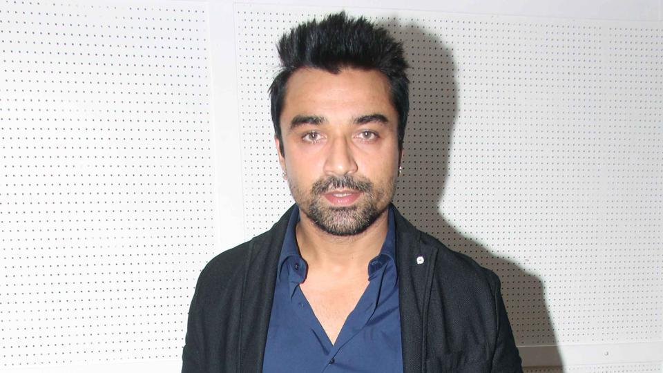 Actor Ajaz Khan.