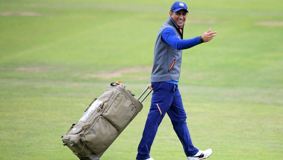 File photo of MS Dhoni.