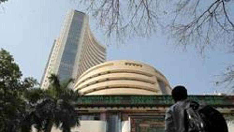 Domestic equity benchmark BSE Sensex dropped nearly 200 points in early trade Friday amid heavy foreign fund outflow and weak domestic headwinds.