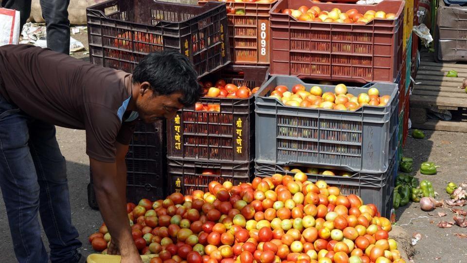 Image result for tomato price delhi
