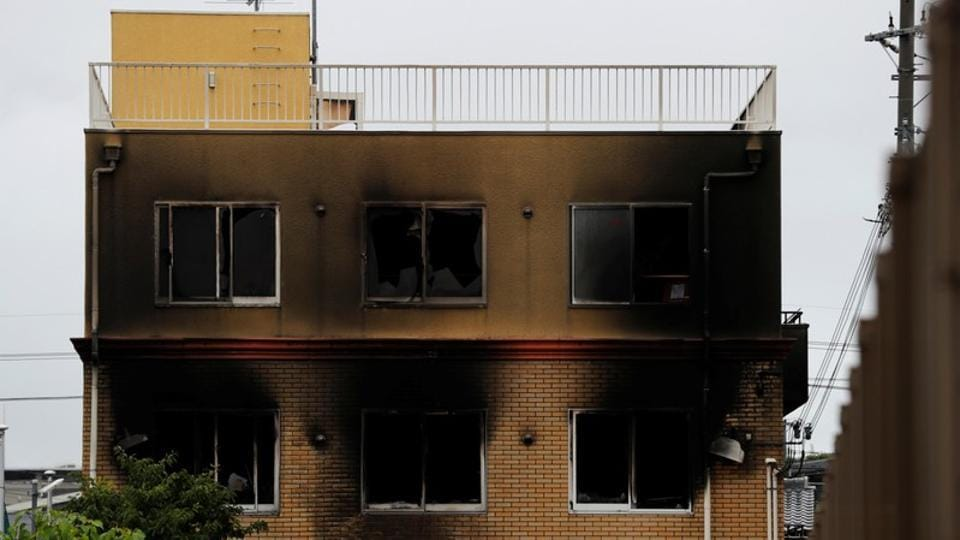 Man who torched Japan building believed anime studio stole his novel: Report