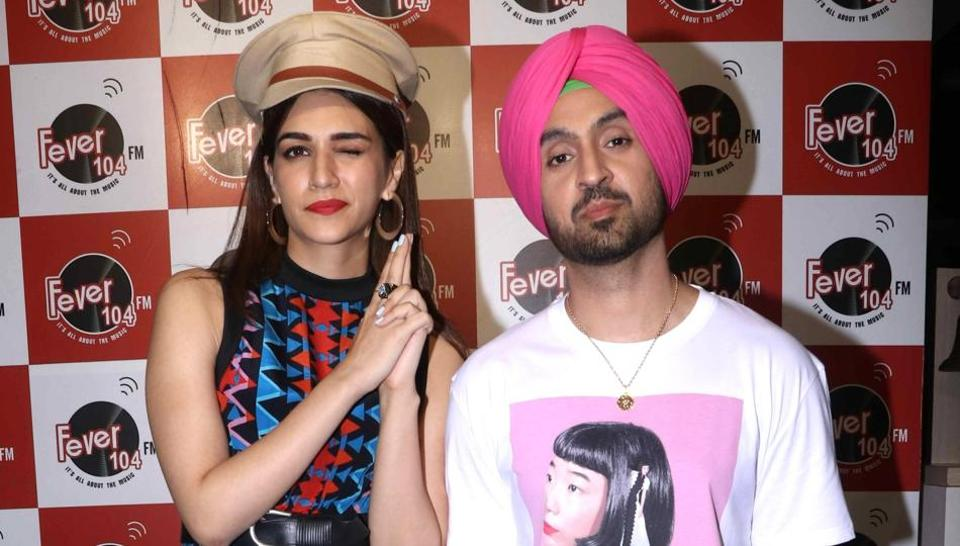 Arjun Patiala: Diljit Dosanjh, Kriti Sanon call Mumbai Police cute, say the city is the safest in India