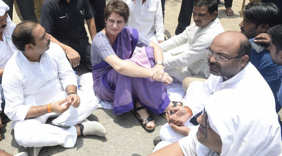 """This is a complete abuse of law in every respect, he alleged.   """"Is it a crime to visit the family of the deceased?"""" Vadra said.   Does this government want to suppress every voice that sides with the truth, he wondered."""