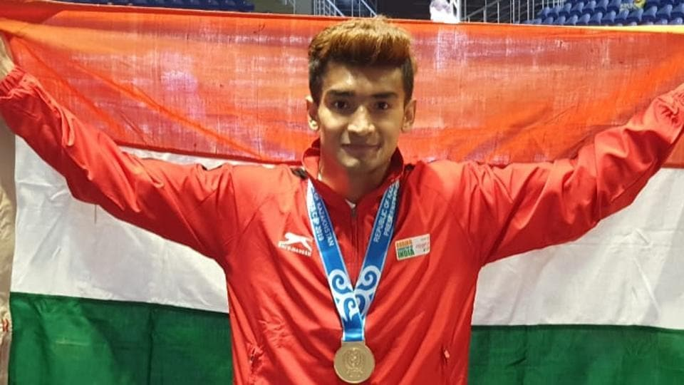 Shiva Thapa becomes India's first gold-medallist in Kazakhstan President's Cup
