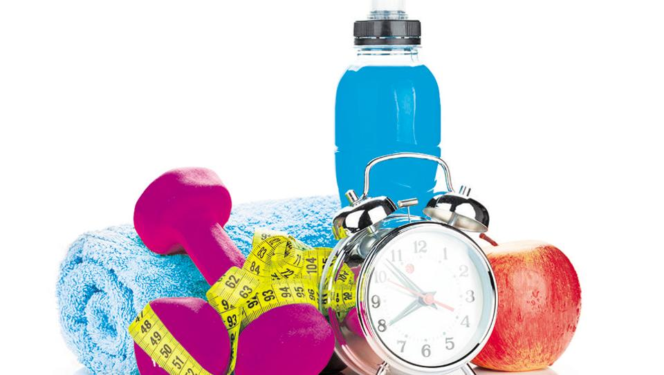 Diet, workout, skin care.... your complete guide to a healthy start to the day.