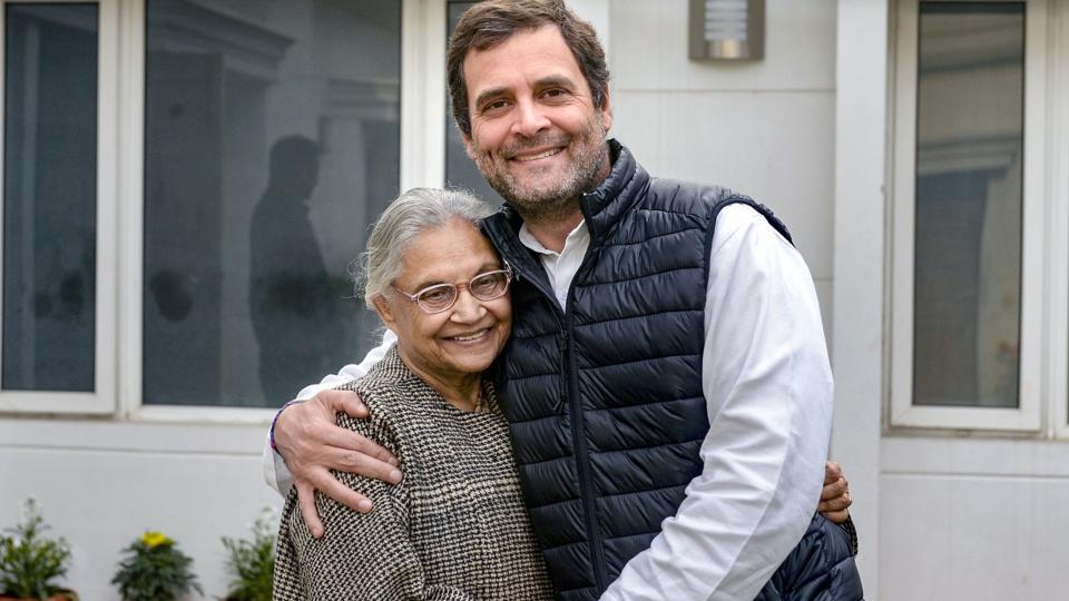 Sheila Dikshit's sudden death sent shockwaves across the country,  and leaders, cutting across party lines, joined in  paying tributes to the Congress stalwart.