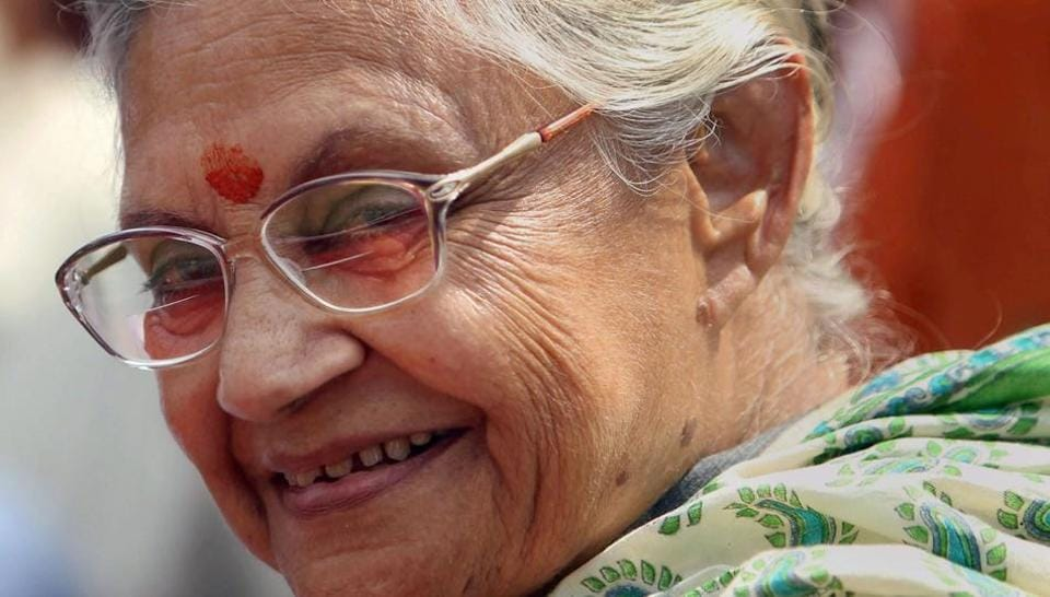 President Ram Nath Kovind, Prime Minister Narendra Modi, Union Minister Rajnath Singh, Congress leaders Rahul Gandhi and Priyanka Gandhi Vadra, among many other leaders from political fraternity have also expressed their grief over Sheila Dikshit's demise.