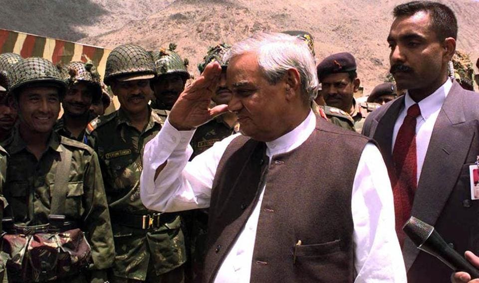 PM Vajpayee's decision to respect the sanctity of the LoC was seen globally as a stabilising factor in maintaining peace between India and Pakistan