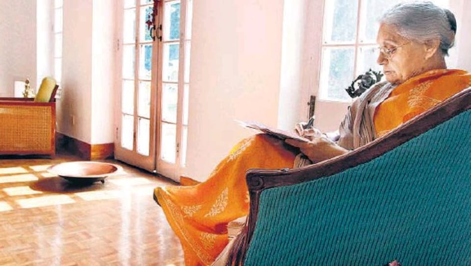 Three-time Delhi chief minister Sheila Dikshit passed away on Saturday.
