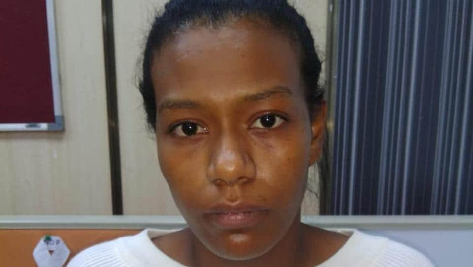The Narcotics Control Bureau recovered 510 grams of cocaine from Kenya Lavate's body.