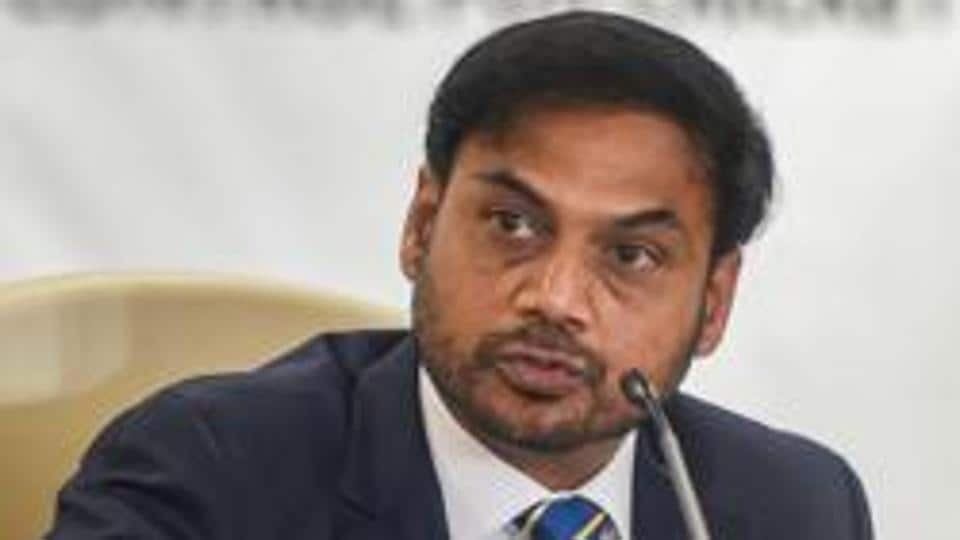 A file photo of India chief selector MSK Prasad.