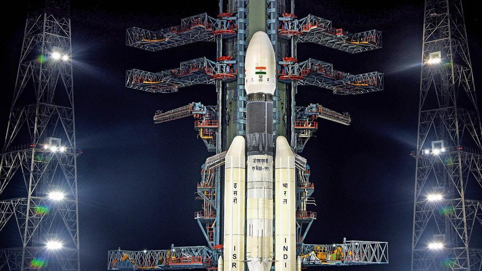 Known as ISRO's most powerful launcher and measuring 44 metres in height, the 640-tonne rocket Geosynchronous Satellite Launch Vehicle-Mark III (GSLV-Mk III) that will launch Chandrayaan-2, has been nicknamed 'Bahubali'.