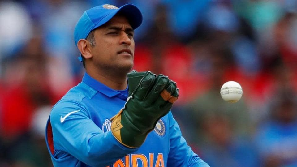 A file photo of MS Dhoni during the ICC World Cup 2019.