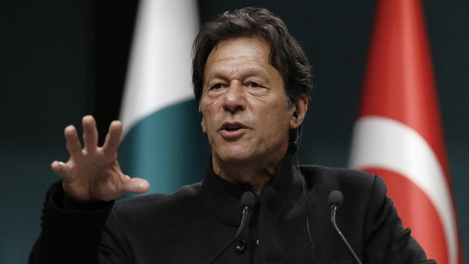 Pakistan's Prime Minister Imran Khan arrived in the US on a visit aimed at repairing Pakistan's relations with Washington.