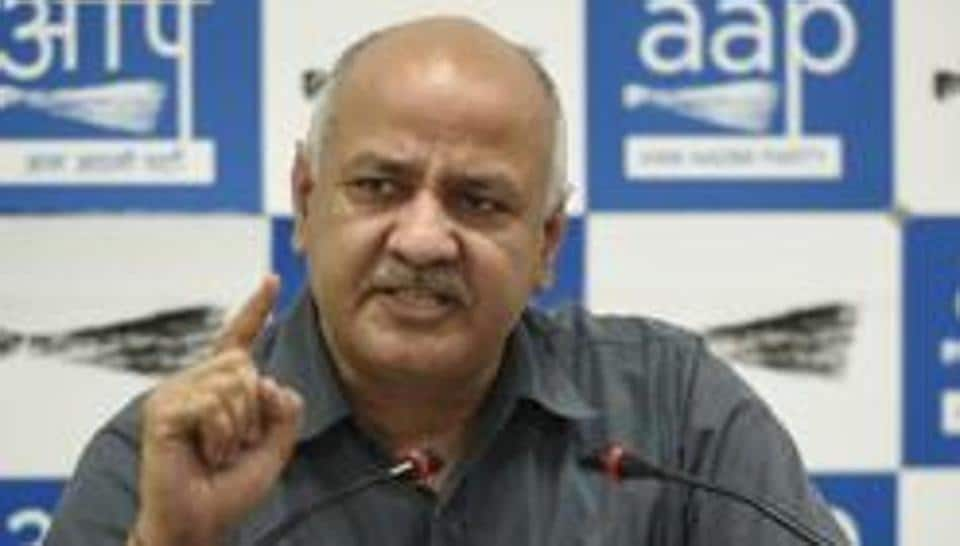 Deputy chief minister Manish Sisodia on Saturday filed a criminal defamation complaint against Delhi BJP chief Manoj Tiwari and other party leaders over the classroom issue.