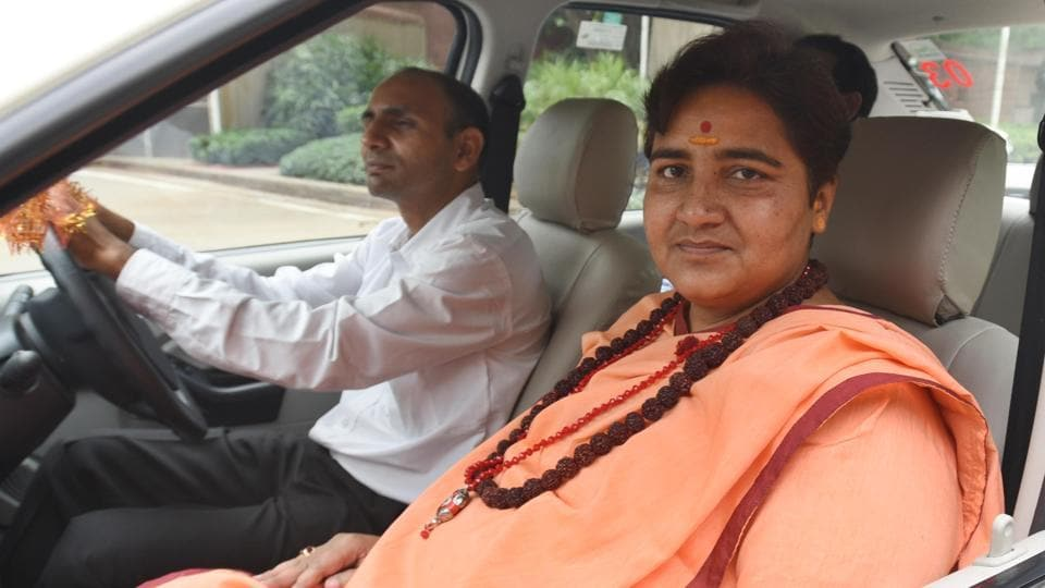 Bhopal's MP Pragya Thakur (BJP) while responding to a drainage choking problem issue raised by a BJP worker, said it is not her duty to get toilets and drains cleaned.