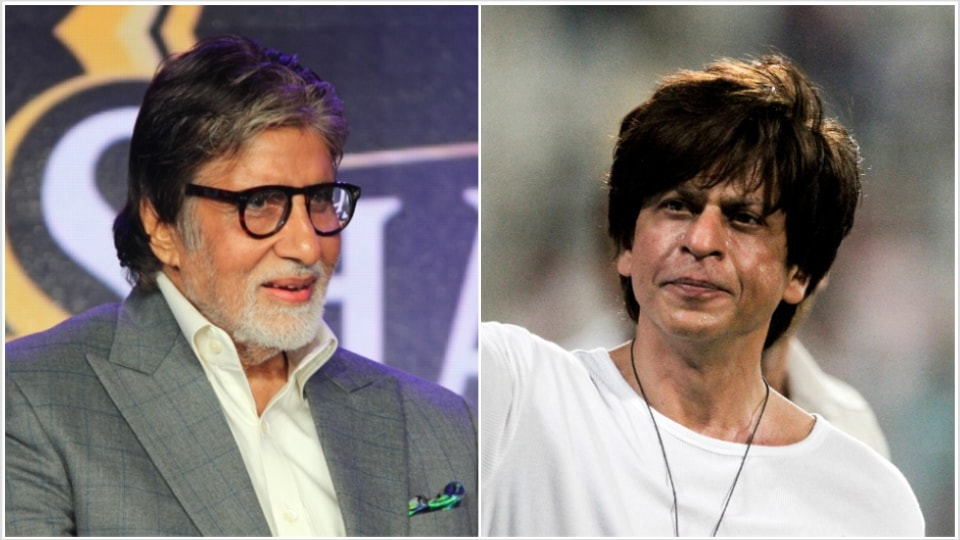 Amitabh Bachchan and Shah Rukh Khan took 12th and 16th spots, respectively.