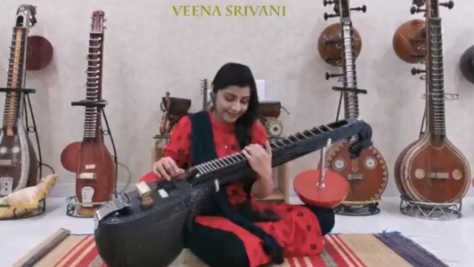Famous Veena Players In India
