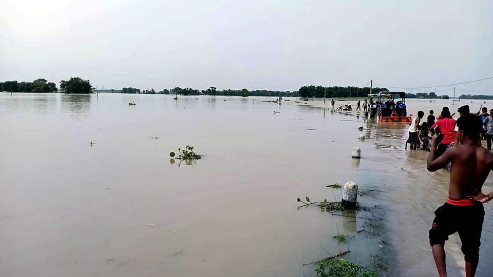 Flood victims alleged that several areas in Katihar have been long neglected by both the district administration and the Bihar government.