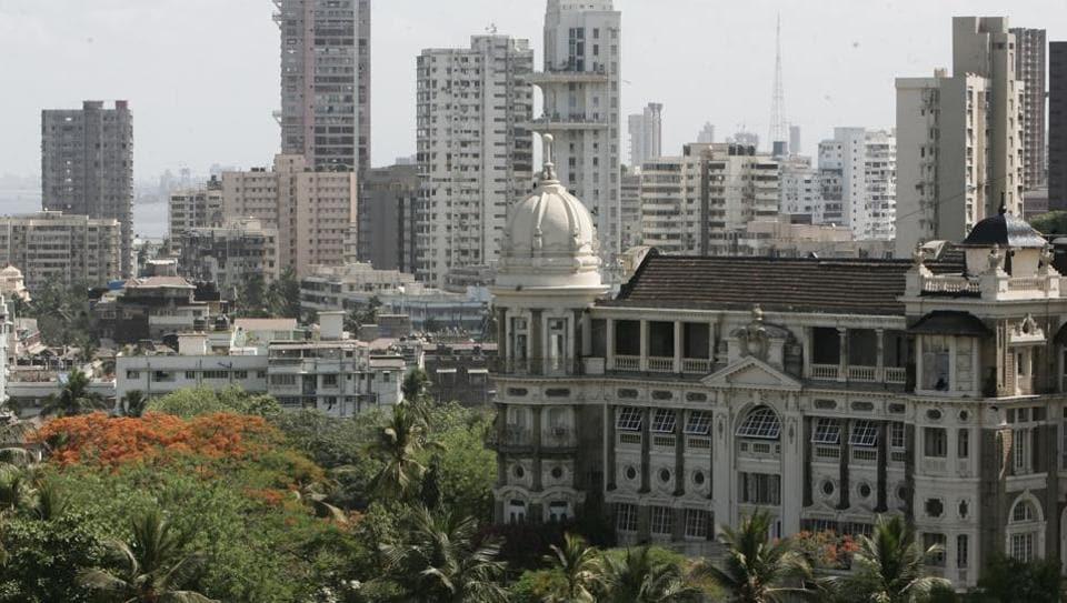 File photo of Malabar Hill, Mumbai.