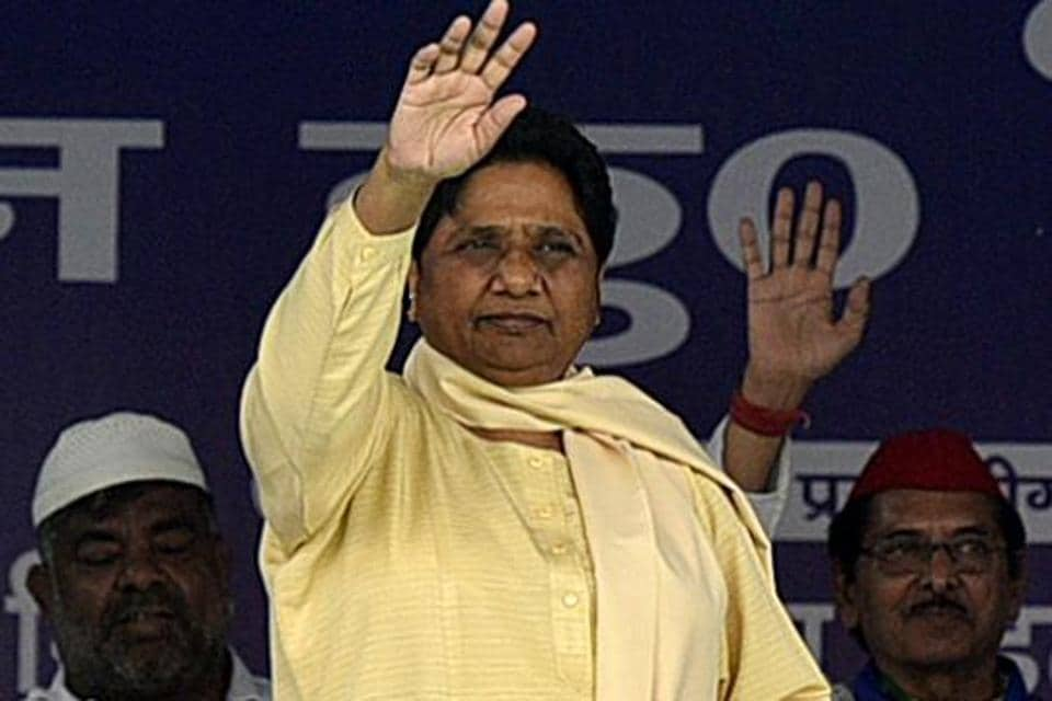 Mayawati said that there was a long-pending demand to scrap Article 370  with the intention of ensuring social, economic and political justice.