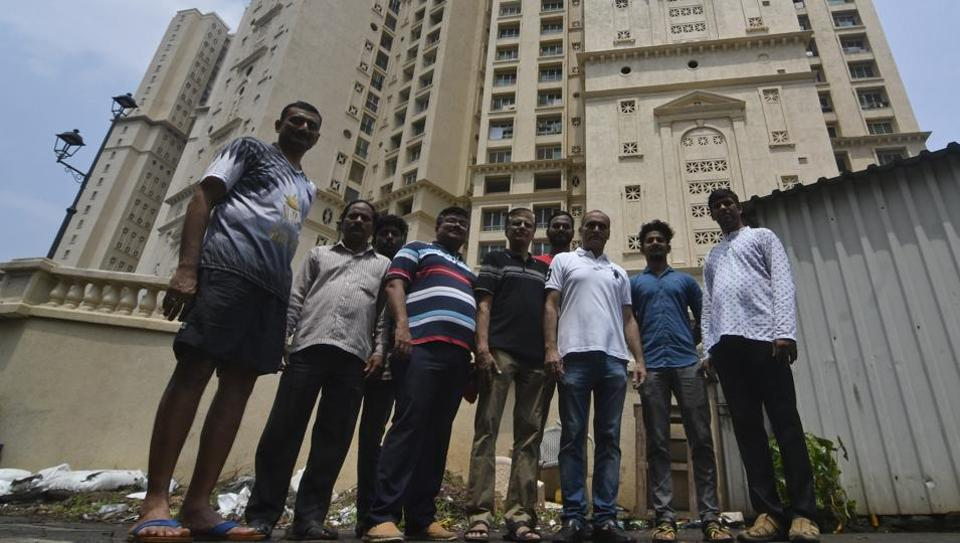 Residents of the Hiranandani Heritage in Kandivli (West) have also taken efforts to reduce excess wastage of water.
