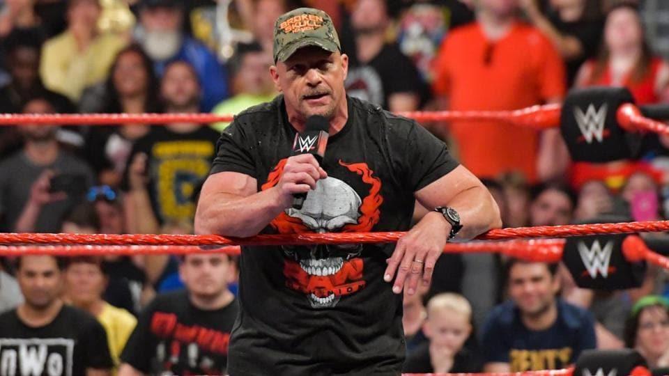 Stone Cold Steve Austin returns to Monday Night Raw.