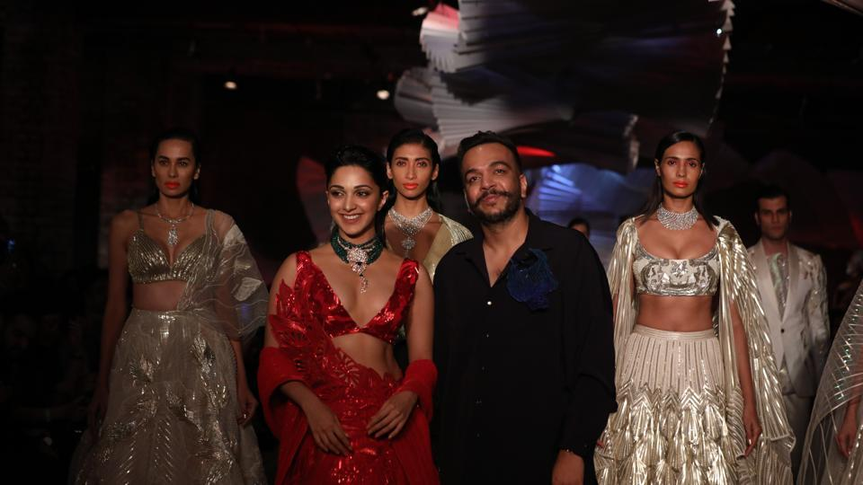 Every edition of the India Couture Week sees Bollywood glamazons playing muse to the country's leading designers lending gravitas to their creations on the runway.