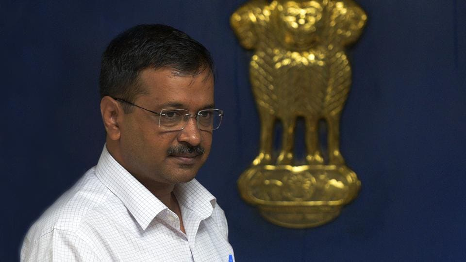 A sessions court on Monday stayed the trial against Delhi chief minister Arvind Kejriwal in a 2014 case of allegedly violating prohibitory orders and obstructing public servants.