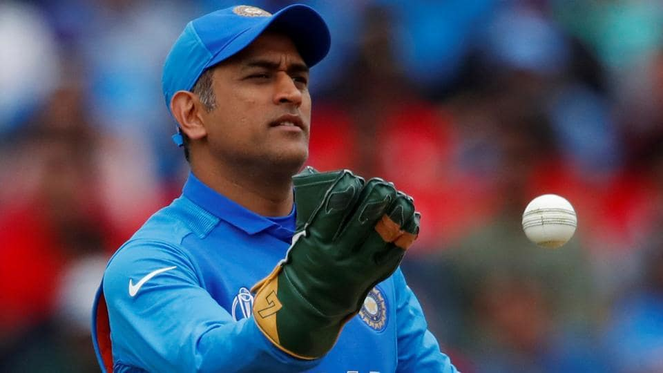 File image of India cricketer MS Dhoni in action during a match.