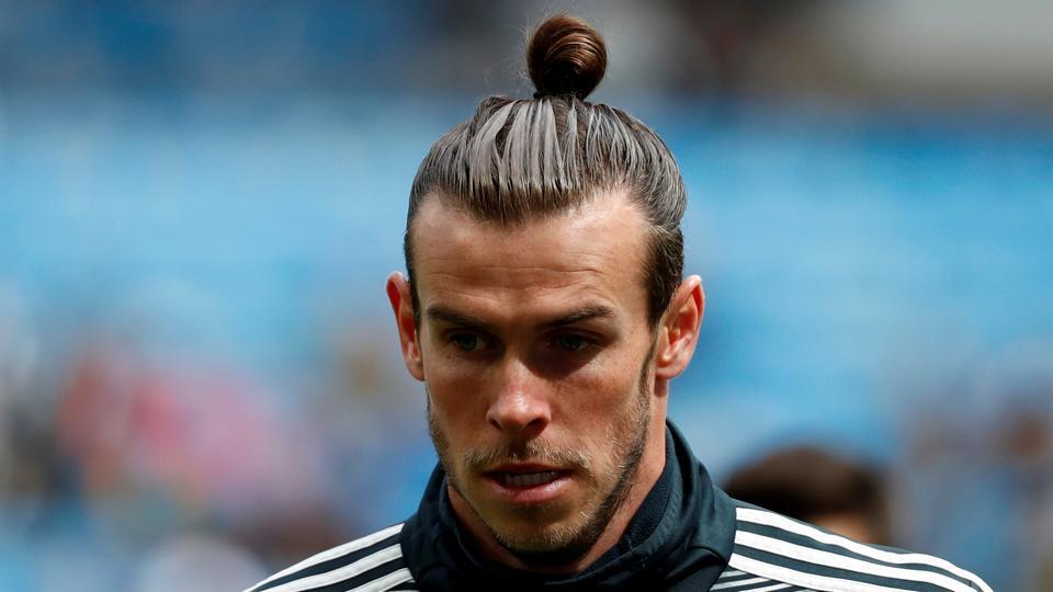 File image of Real Madrid footballer Gareth Bale.