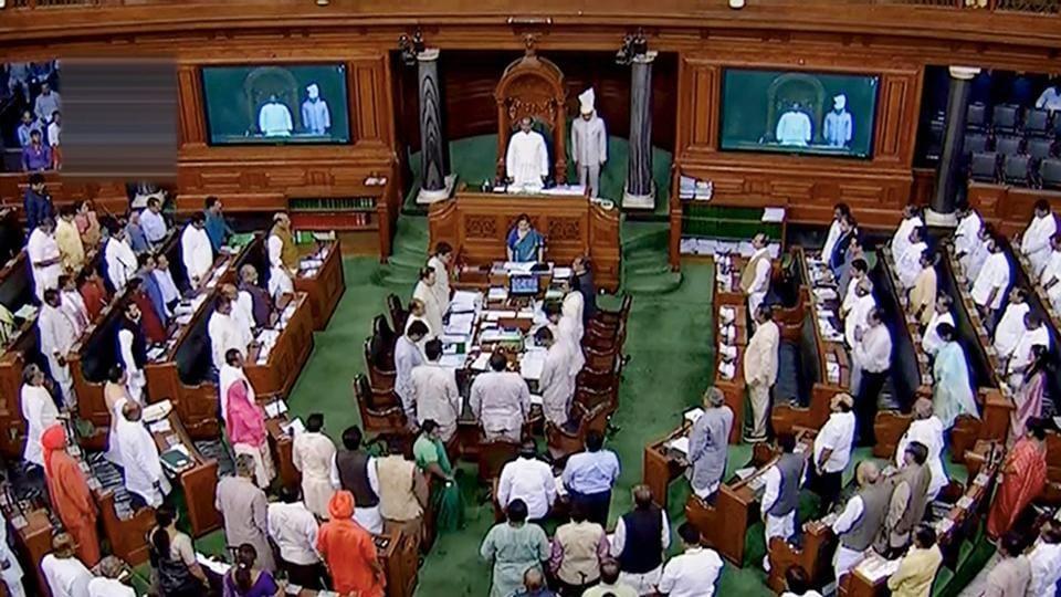 Motor vehicles bill gets Lok Sabha approval
