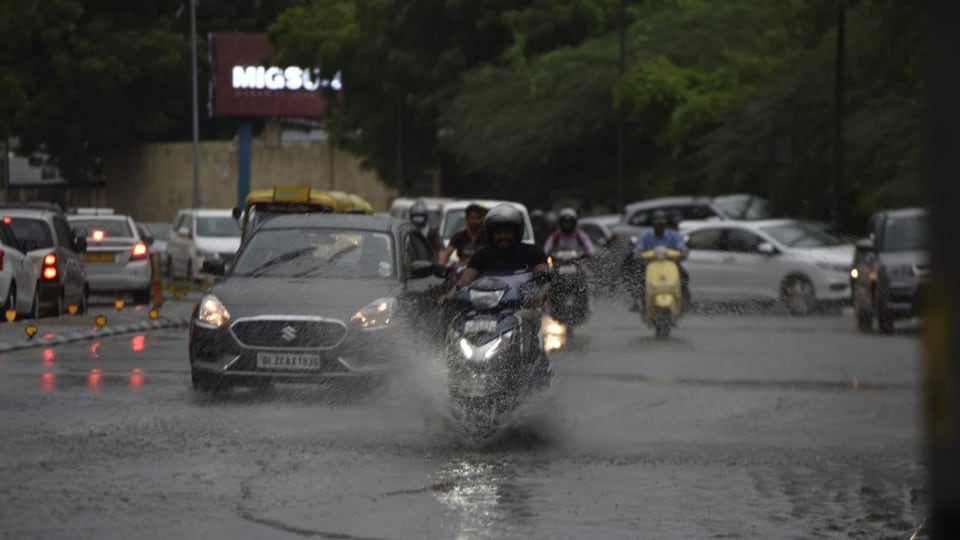 Isolated places could receive heavy to very heavy rain while light rain is expected to hit Delhi almost every day over the next one week, the Met department has said.
