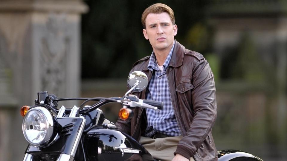 Chris Evans has played Captain America since 2011.